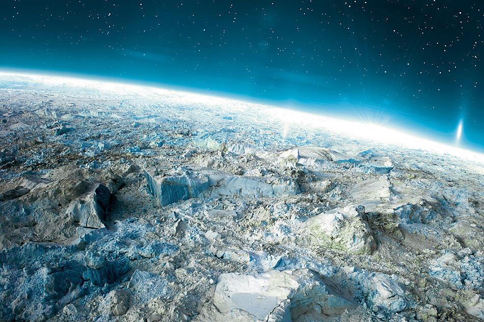 Titelbild des im September 2015 erscheinenden Buches «Planet Wüste»