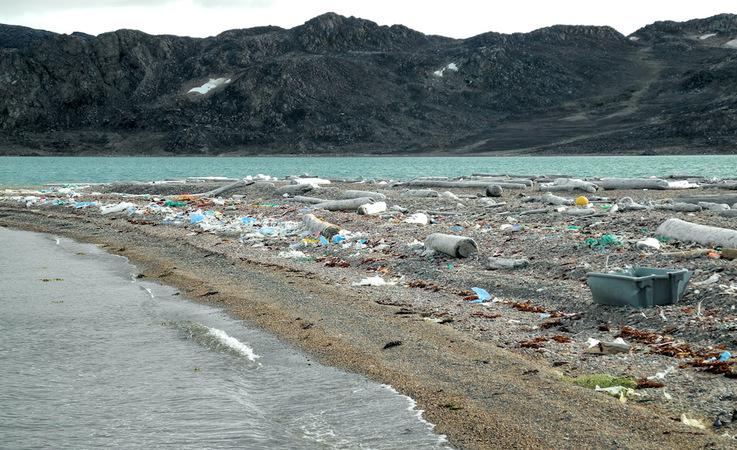 Plastikverschmutzung wird als eine dringendsten Umweltprobleme weltweit betrachtet, auch in der