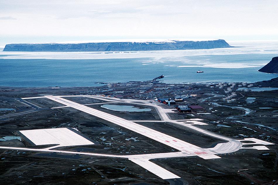 Für die US-amerikanische Luftwaffe ist der Stützpunkt auf Grönland von grosser strategischer Bedeutung, da er ihre nördlichste militärische Station darstellt.